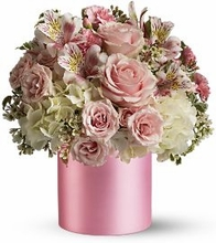 Sweet Pinks Bouquet