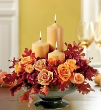 Candles of Autumn