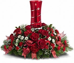Star Bright Centerpiece Christmas centerpiece