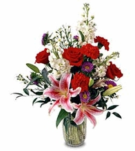 Sweeter Than Sugar Lily  Bouquet