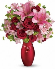 Charming her Flowers Bouquet