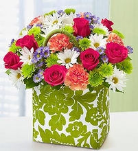 Handbag of Blooms Mother's day