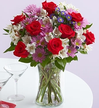 Sparkling Hearts flowers