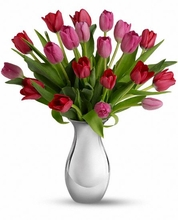 Valentine's Day Tulips Bouquet