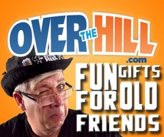 Over The Hill.com - Fun Gifts for Old Friends