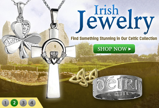Irish Jewelry