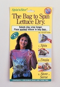 SALAD SPINNING BAGS (4/BAG)
