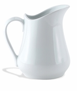 PORCELAIN PITCHER 8 OZ