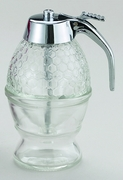 HONEY GLASS DISPENSER BX