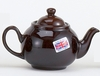 TEAPOT BROWN BETTY 2 CUP