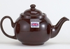 TEAPOT BROWN BETTY 6 CUP