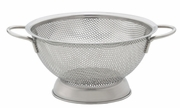 SS PERFORATED COLANDER 8.7""