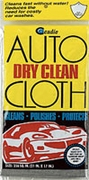 AUTO Dry Clean Cloth