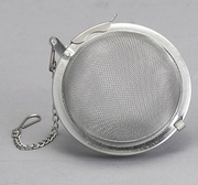TEA INFUSER MESH BALL SS 2.5