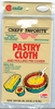 Cadie Super Pastry Cloth w/Rolling Pin Cover