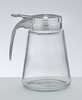 GLASS SYRUP DISPENSER