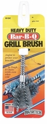 STEEL BRUSHES BBQ GRILL BRUSH