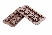 Silikomart® Easy Chocolate Mould - Mr. Ginger