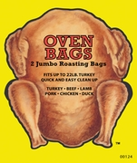 OVEN BAGS  SET/2