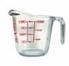 MEASURING CUP OVEN PROOF 1 CUP