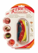 SILICONE COOKING BANDS S/25
