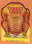 TURKEY LACERS SS        62836