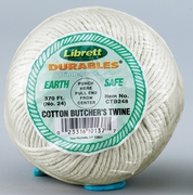 COTTON BUTCHERS TWINE 370 FT