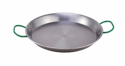 "14"" PAELLA PAN CARBON STEEL"