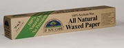 ALL NATURAL WAXED PAPER