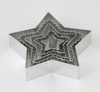 CRINKLE STAR COOKIE CUTTER