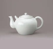 TEAPOT 75 OZ WHITE