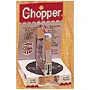Tooth Edge Kwik-Kut Stainless Steel Chopper