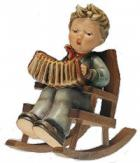 Practice Makes Perfect with Wood Rocker 771 Sold Out
