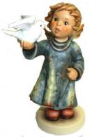 MI Hummel Angel of Peace Hummel Figurine 2315