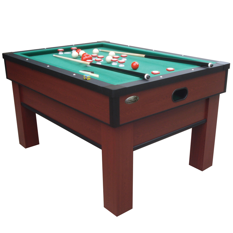 Superieur RhinoPlay Classic Bumper Pool Table