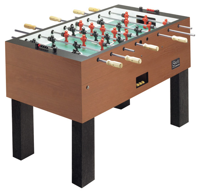 Shelti Pro Foos III Home Foosball Table - Official foosball table