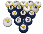 NCAA Varsity Billiard Ball Set