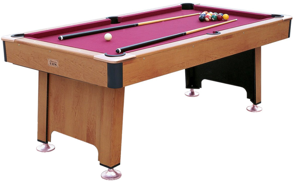 minnesota fats fairfax mft200 7u0027 billiard table