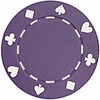 Suited Design Poker Chips (11.5 gram)