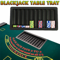 Blackjack Table Tray (10 Row)
