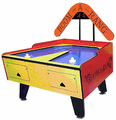 Great American Boom-A-Rang Air Hockey Table