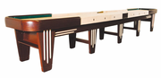 "Black River ""Chicago"" Shuffleboard Table"