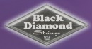 Black Diamond Bass Guitar Single Strings