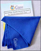 Oasis Microfiber Polishing Cloth, OH-7