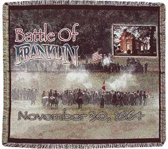 Battle of Franklin - Civil War Reenactment