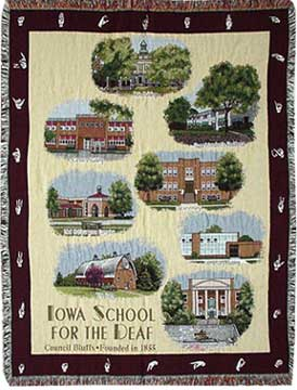 Iowa School for Deaf  Council Bluffs