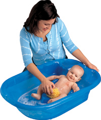 Eurobath Baby Bath Tub by Primo