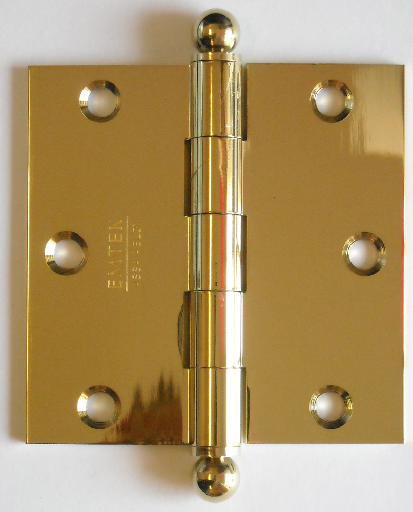 Click To Enlarge. Old Fashioned Ball Tip Hinges