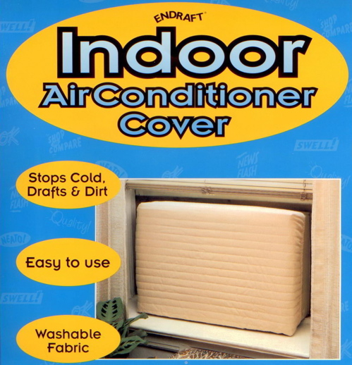 Endraft indoor air conditioner cover for 14 wide window air conditioner