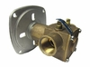 Oberdorfer Bronze Rubber Impeller Pump (less motor) 25 GPM # 405M-07 (BB)<br>